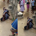 Is this right? Neigbours ignore lady who fainted because of her alleged wicked ways (SEE PHOTOS)
