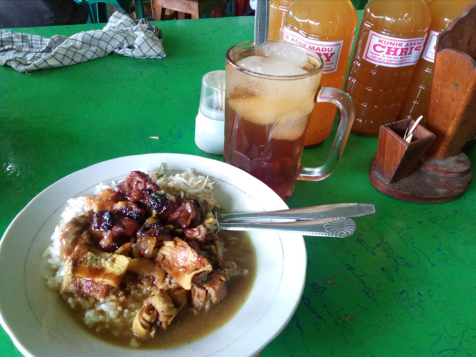 Wisata Kuliner Nganjuk