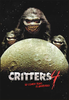 Critters 4 [1992] [DVD] [R4] [NTSC] [Latino]