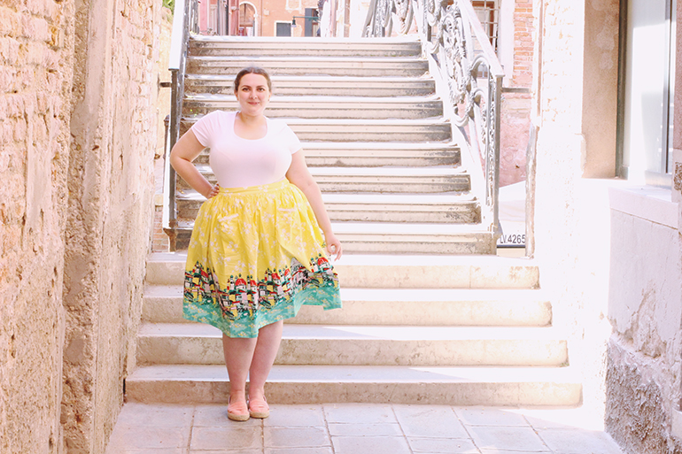 Plus size summer OOTD