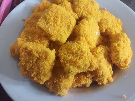 Cara Buat Nugget Ayam Homemade Sedap (SbS)