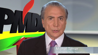 Vaza áudio de Michel Temer ensaiando discurso sobre vitória do impeachment; confira