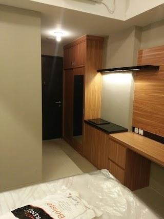 Jasa desain interior apartemen murah di Jakarta Pusat