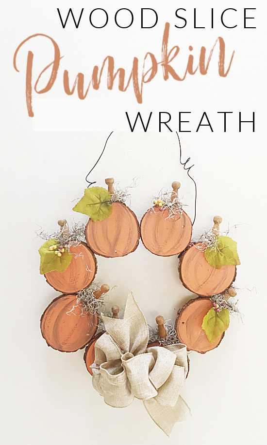 pumpkin wreath with overlay for pin