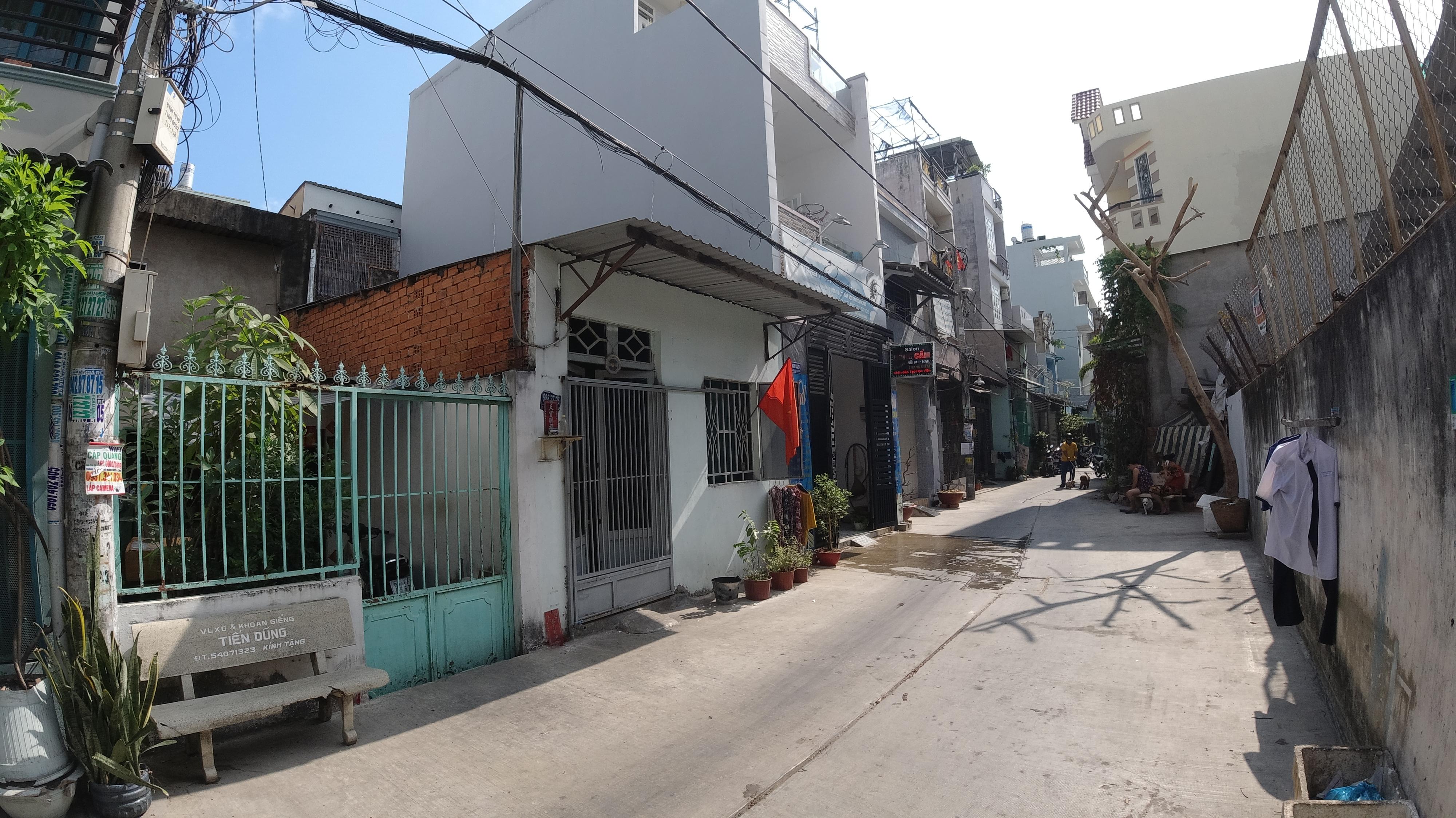Bán nhà hẻm 688 Hương lộ 2, Bình Trị Đông A, quận Bình Tân dưới 4 tỷ