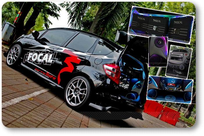 Modifikasi Honda Jazz Terbaru