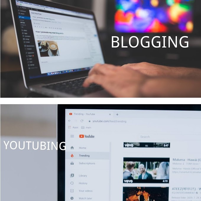 WHICH PAYS MORE? BLOGGING or YOUTUBING?