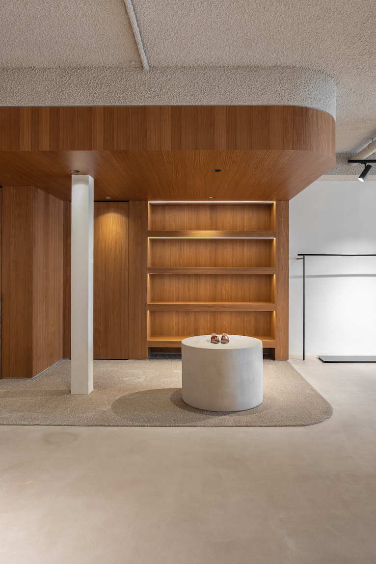 A high end fashion boutique by Studio &Space