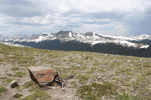 Alpine tundra releases long-frozen CO2 to the atmosphere, exacerbating climate warming