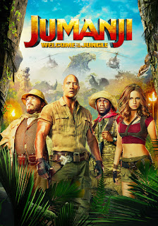 Download Jumanji: Welcome to the Jungle (2017) Subtitle Indonesia 360p, 480p, 720p, 1080p