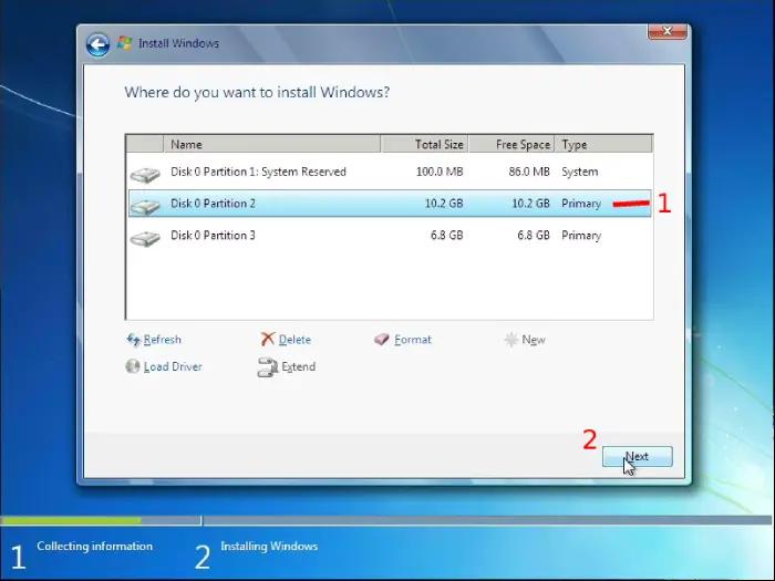 copy windows 7 dari laptop ke flashdisk
