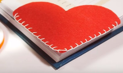 ý tưởng làm đồ handmade nhắc đọc sách