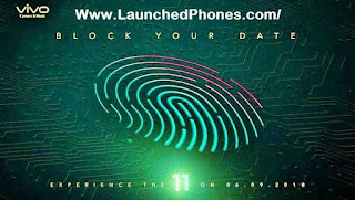 are the most powerful phones of the society Vivo V11 Launch engagement is expected in addition to specs