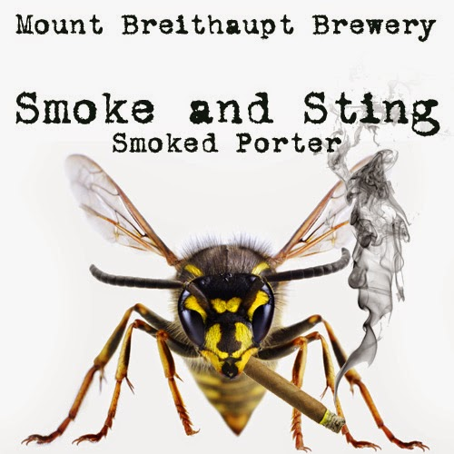 Smoke and Sting Smoked Porter