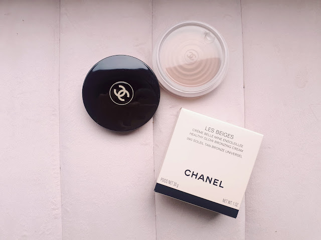 Chanel Les Beiges Tan Soleil De Chanel Cream Bronzer