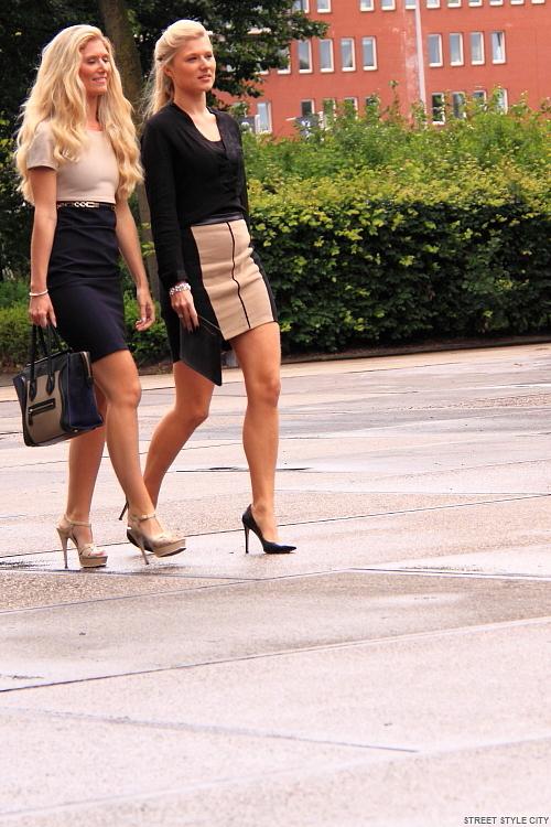 summer spring look outfit ootd legs sexy heels woman girl pumps mbfwa amsterdam fashionweek skirt miniskirt candid