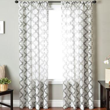I Recently Removed Brown Curtains In Our Dining Room And Replaced Them With Pottery Barn Silk Cream Panels It S A Change Am Loving