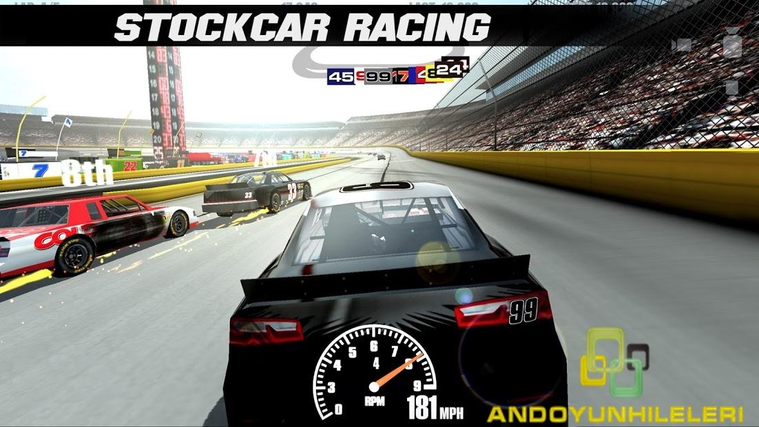 Stock Car Racing Para Hileli APK