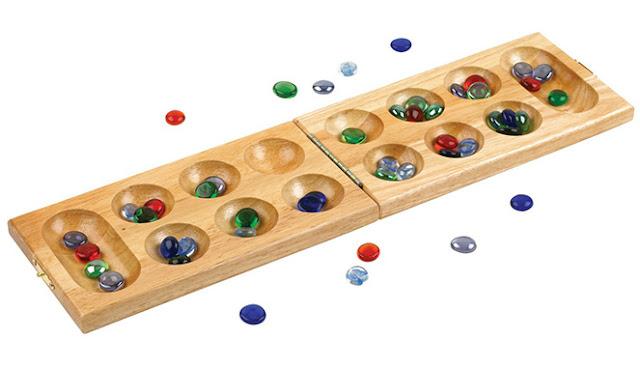 Mancala Permainan Tradisional Timur Tengah