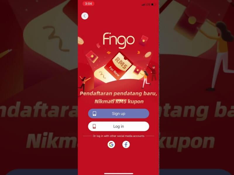 Aplikasi Fingo
