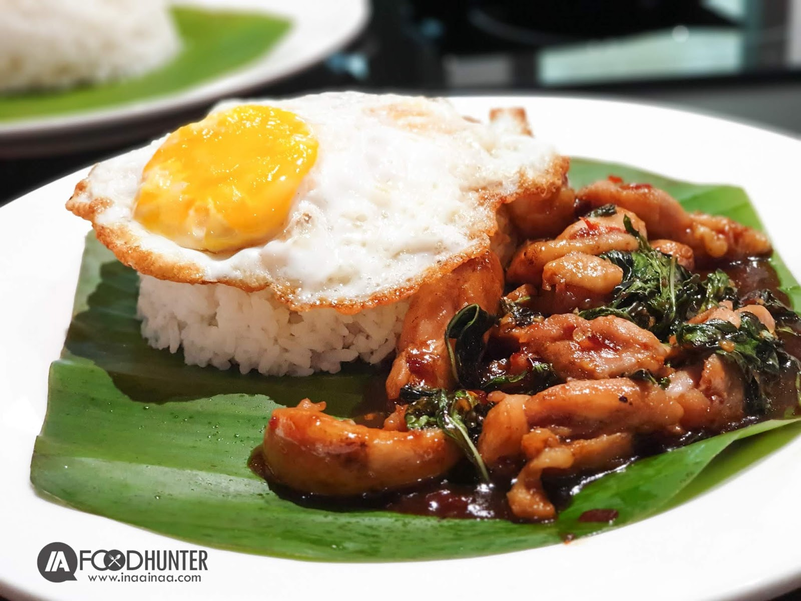 SHOWER BEEF DI RESTORAN ROD DEE DED - IAFOODHUNTER