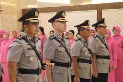 Sandy Hermawan Ganti Jefri Ronald Siagian Pimpin Polres Kepulauan Seribu