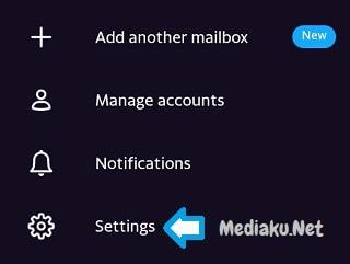 Mengamankan Email Yahoo Dengan Sidik Jari