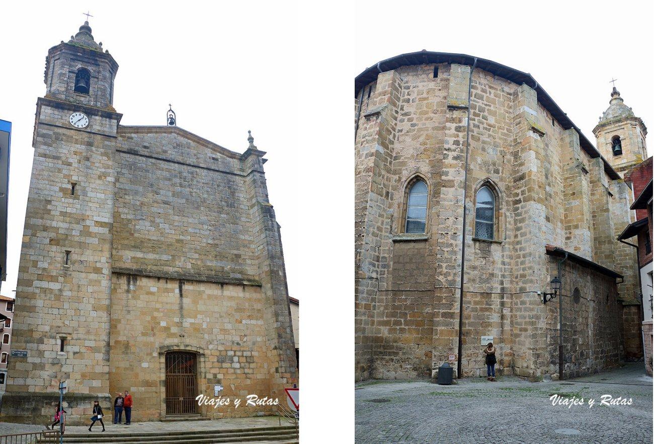 Iglesia de Santa Eufemia de Bermeo
