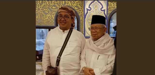 Redakan Kegaduhan, Islah Habib Rizieq dan Ma'ruf Amin Didukung Fadli Zon