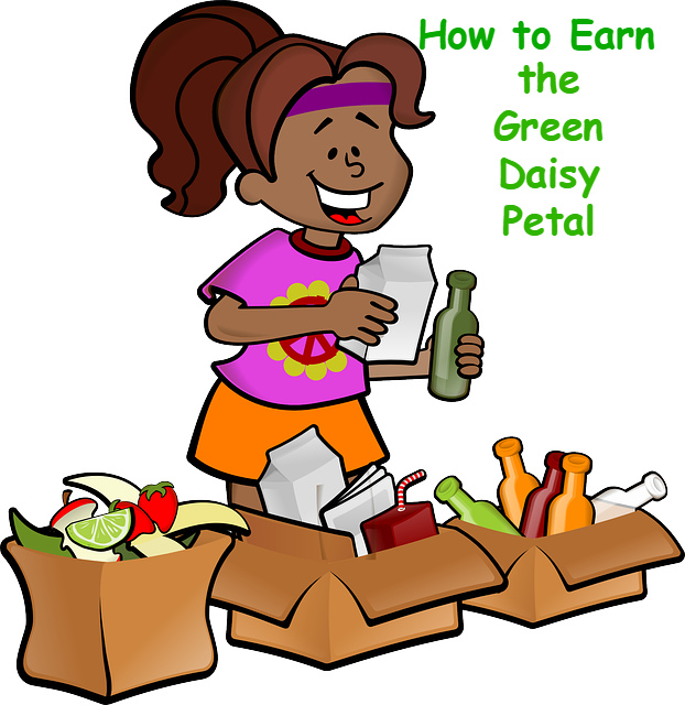 How to Earn the Green Daisy Petal Use Resources Wisely
