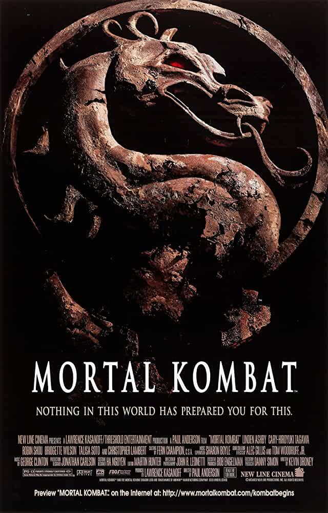 Mortal Kombat 1995 x264 720p Esub BluRay Dual Audio English Hindi GOPI SAHI