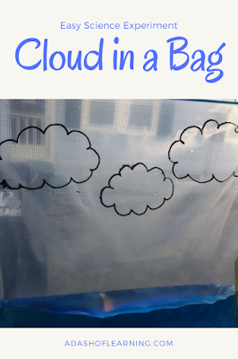 Cloud in a Bag: Easy Science Experiment
