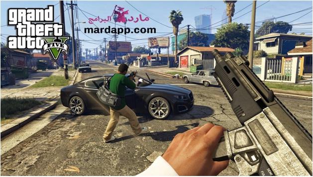 تحميل لعبة GTA 9 جاتا 9 للكمبيوتر برابط مباشر ميديا فاير مضغوطة بحجم صغير