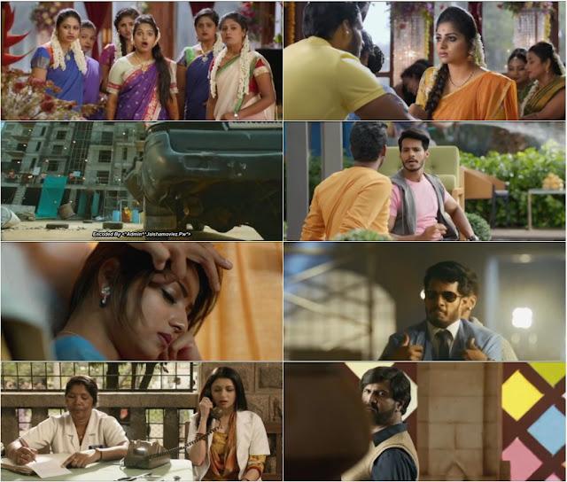 Seetharama Kalyana 2019 Hindi Dubbed 720p WEBRip