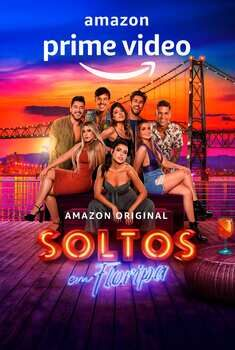 Soltos em Floripa 1ª Temporada Torrent - WEB-DL 720p Nacional