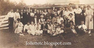 Jollett Reunion 1921 or 23 https://jollettetc.blogspot.com