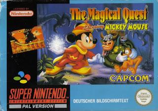 Jogo The Magical Quest para Snes online grátis