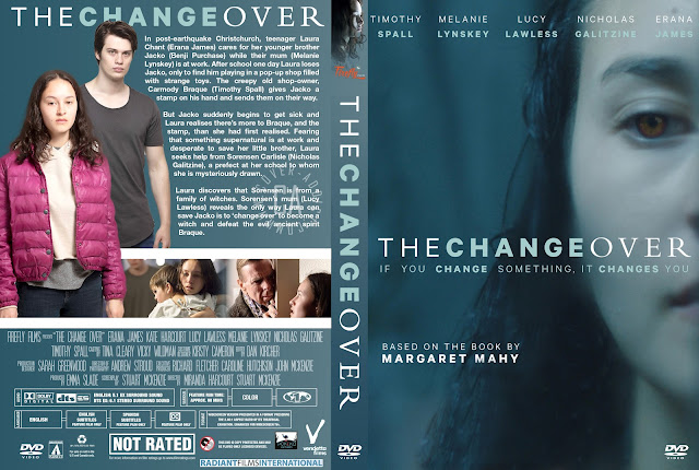 The Changeover DVD Cover