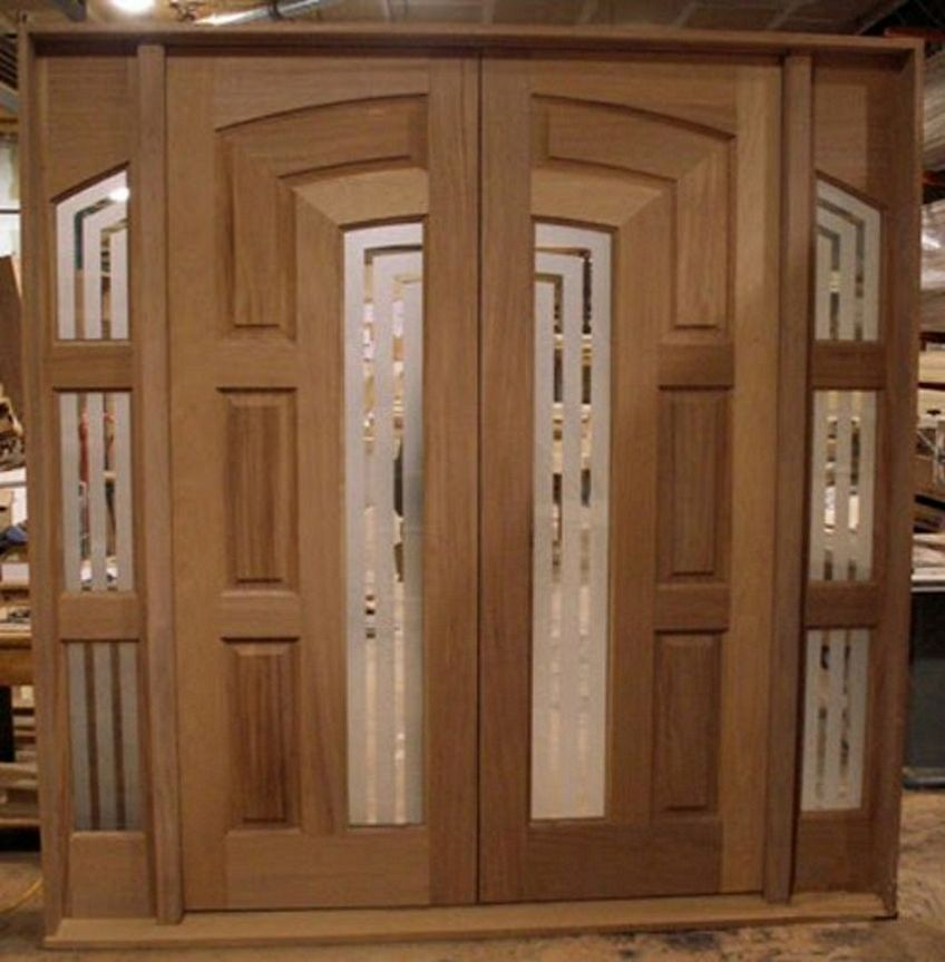 pintu double minimalis 3