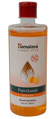 Himalaya Hand Sanitizers