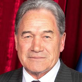New Zealand:  Winson Peters Calls for Postponement of Election