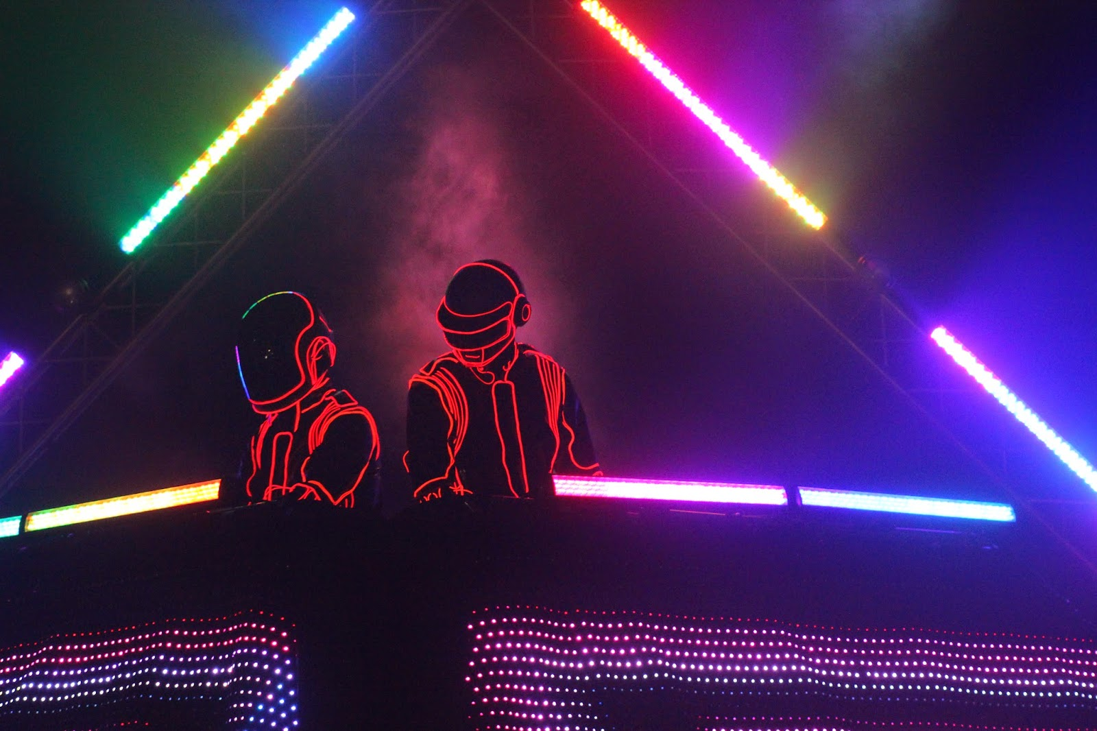 X URBAN MUSIC MAG: One More Time captures the soul of Daft Punk