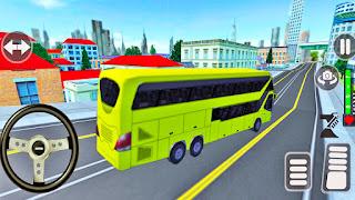 City Coach Bus Driver : Bus Simulator Game