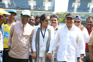 South Indian Celebrities Pictures at Lebaras Natchathira Cricket Match  0022