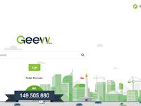 Geevv.com Mesin Pencari Buatan Indonesia