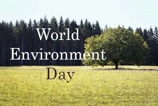 Happy World Environment Day