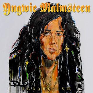 """Ο δίσκος του Malmsteen """"Parabellum"""""""