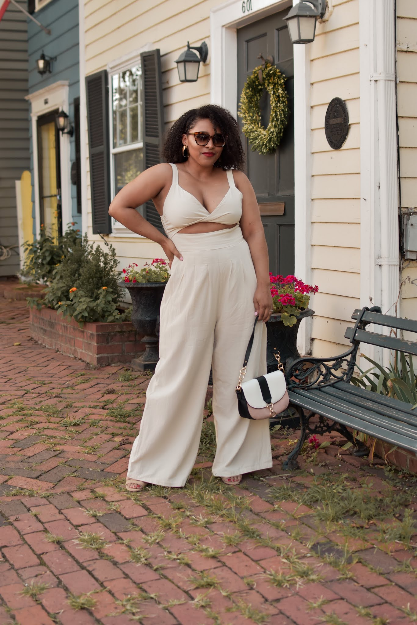 A Chic Jumpsuit You Need Now
