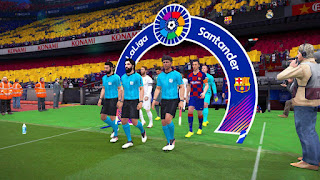 PES 2017 New Gate For La Liga by RND Creative PES