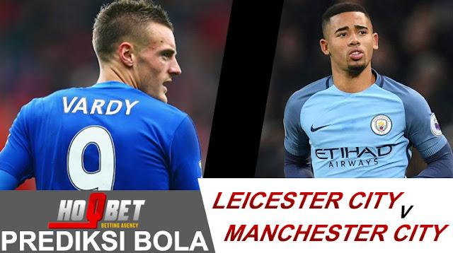 Liputan Skor - Leicester City vs Manchester City